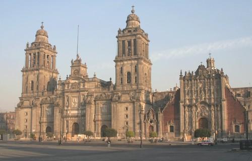 Catedral Metropolitana - Foto: Carlos Martínez Blando