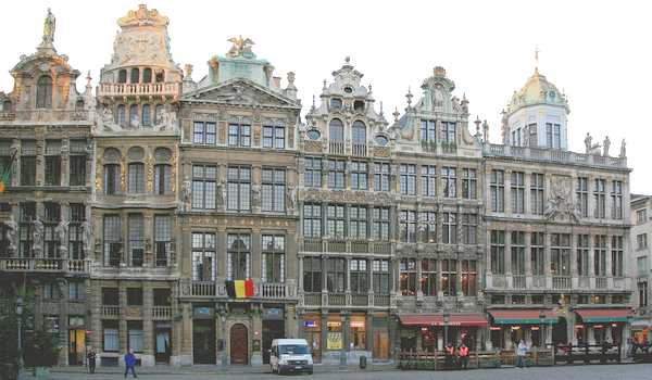 Turismo en bruselas for Oficina turismo bruselas