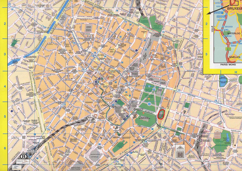 Plano De Bruselas