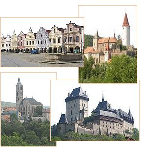 Alrededores de Praga