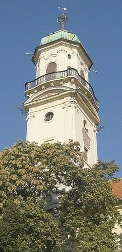 Torre del Clementinum