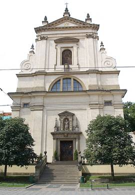 Iglesia Nuestra Senora De La Victoria Praga