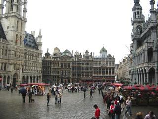 La Grand Place Bruselas