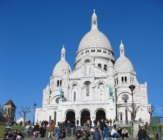 París - Sacre Coeur