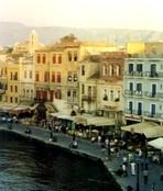 Barrio veneciano de Chania
