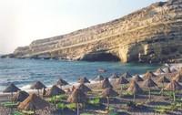 Playas de Matala