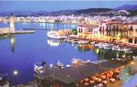 Antiguo Puerto de Rethymno