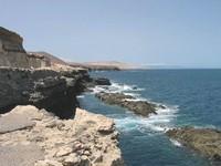 Costa en la Península de Jandía