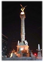 Monumento a la Independencia - Zona Rosa