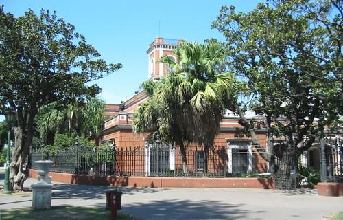 Museo Histórico Nacional en el Parque Lezama