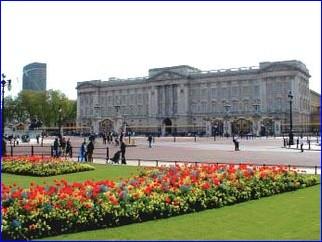 Londres - Palacio de Buckingham
