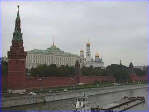 Moscú - Kremlin
