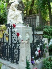 Tumba de Chopin - Pere Lachaise