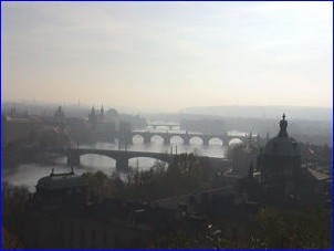 Puentes de Praga