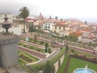 Jardín Victoria en La Orotava