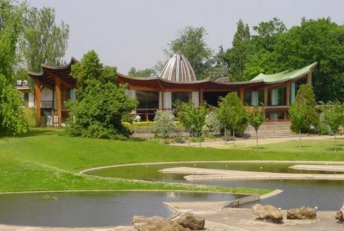 Bosque de Vincennes Vincennes