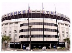 Yankees Stadium- Bronx