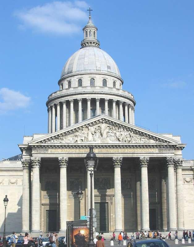 El Panteón de Paris